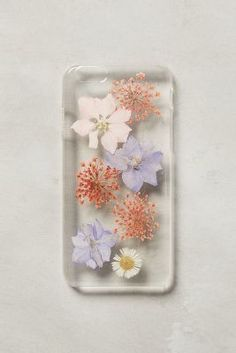 Anthropologie Garden Press iPhone 6 Case