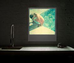 DESIGN FETISH: Giant Polaroids