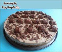 Έχω φτιάξει τόσα πολλά και διαφορετικά cheesecakes, μα αν με ρωτήσετε ποιο είναι το αγαπημένο μου θα δυσκολευτώ πολύ να απαντήσω, το καθένα... Greek Desserts, Greek Recipes, Food Porn, Cheesecakes, Tiramisu, Food Processor Recipes, Clean Eating, Food And Drink, Birthday Cake