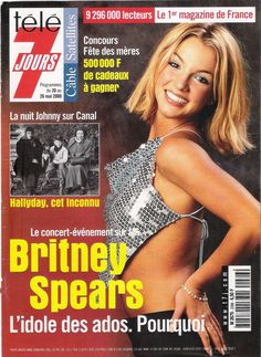 Britney Spears (May 2000 by Tom Howard) issue] Britney Spears 2000, Le Concert, Idole, Queen B, Celebs, Celebrities, Gorgeous Women, Beautiful, Amazing Photography