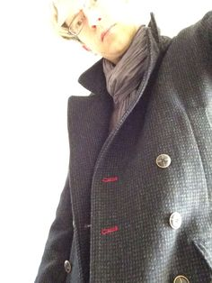 Love the Sherlock Coat I got from Celestial Toystore - perfect replica of the Belstaff Milford coat