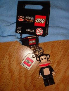 paul frank lego keychain.....where do I get this!?