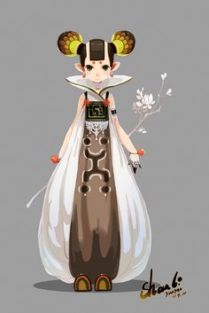 SHANLI 2 by yao yao, via Behance