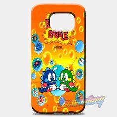 Bubble Bobble Arcade Retro Samsung Galaxy S8 Plus Case   casefantasy