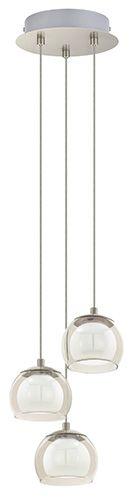 LAMPE SUSPENDUE ASCOLESE 3L | Code BMR :056-5242