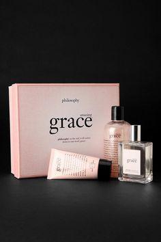 Philosophy Amazing Grace Fragrance Layering Set. Online Only. $49.50
