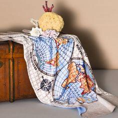 Oryginalny ręcznik plażowy MOVE The World - NieMaJakwDomu