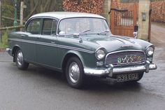 Humber Hawk 1963 Maintenance/restoration of old/vintage vehicles: the material for new cogs/casters/gears/pads could be cast polyamide which I (Cast polyamide) can produce. My contact: tatjana.alic@windowslive.com