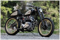 1950 Triumph Indian - Peace Frog