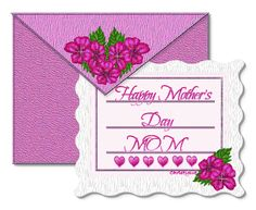 Get Happy Mother's Day GIFs, Mothers Day 2018 Animated Glitters & Animati… – Best Gifts Happy Mothers Day Wishes, Mothers Day Poems, Mothers Day Images, Mothers Love, Mother Quotes, Mom Quotes, Happy Mother's Day Gif, Get Happy, Gif Animated Images