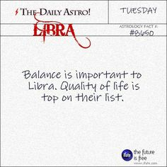 Libra 8650: Visit The Daily Astro for more facts about Libra.and u can try a totally free tarot reading here. :)