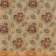 Colonies™ Archives c. Textile Patterns, Textile Design, Flower Patterns, Print Patterns, Windham Fabrics, Crafts Beautiful, Japanese Textiles, Clothes Crafts, Ditsy Floral