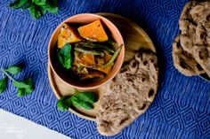 Ruoka-alkemisti: Intialainen bataatticurry uunissa