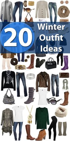 20 Winter Fashion 2015 Outfit Ideas
