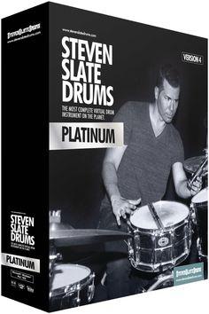 Steven Slate Drums 4.0 Platinum (download)