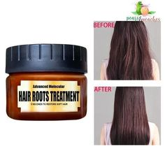 😘Shop Today>>Advanced Molecular Hair Roots Treatment - Useful tips - Hair Treatment Mane Hair, Bouncy Hair, Hair Treatment Mask, Keratin Hair, Hair Straightening, Hair Regrowth, Hair Fixing, Dull Hair, Natural Hair Styles