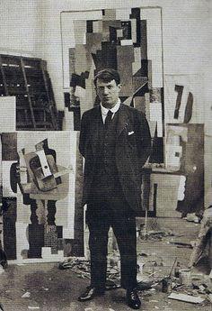 Pablo Picasso, 1915