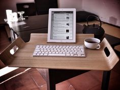 How To Make A Minimal iPad Lap Desk [How-To]