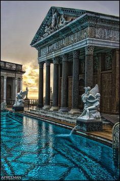 crescentmoon06: Neptune Pool by Allen Freeman