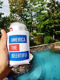 Order drinks for the 4th early for a chance at one of these koozies! Coming with alcohol orders over 4th of July weekend while supplies last.