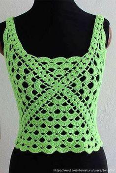 Luty Arts Crochet: chemisiers et boléros