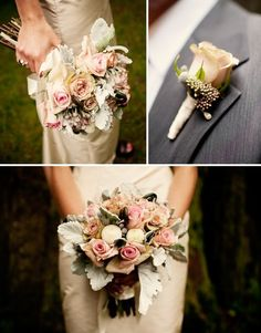 Real Wedding: Kelli + Toby's Vintage Parisian Wedding