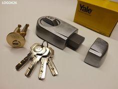 YALE FRONT DOOR LOCK DEADBOLT NIGHTLATCH RIM CYLINDER LATCH NEW in Home, Furniture & DIY, DIY Materials, Doors & Door Accessories | eBay