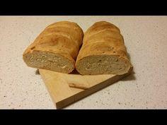 Pane con lievito madre (naturale) - YouTube