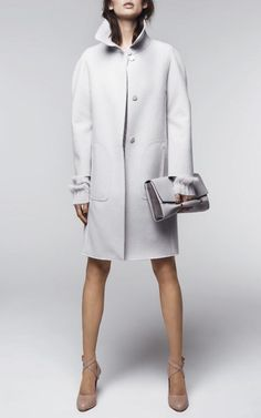 Nina Ricci Pre-Fall 2014 Fashion Show Looks Style, Style Me, Runway Fashion, Fashion Show, Fashion Coat, Style Fashion, Non Plus Ultra, Mode Style, Models