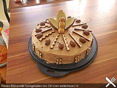 Überraschungsei - Torte lecker und leicht, ein leckeres Rezept aus der Kategorie Torten. Bewertungen: 37. Durchschnitt: Ø 4,2.