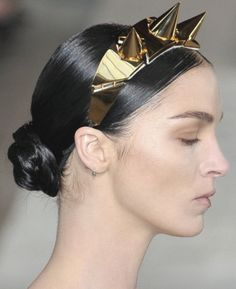 For those nights when I'm feeling not-so-nice.             Givenchy haute couture autumn/winter 2009-2010