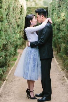 Dreamy Barcelona Engagement Shoot | En Route Photography | Bridal Musings