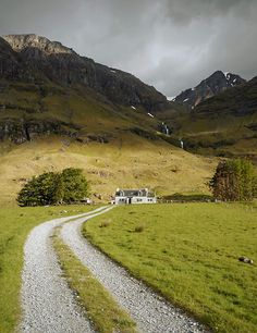 Glencoe, Scotland by kenny barker