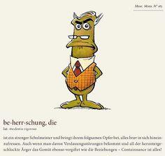 Selbstzweifel | Die Monster des Alltags | Pinterest ...