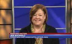 """Jeri Buchholz, former chief human capital officer at NASA, discusses the new guidance issued by the Office of Personnel Management, """"Workforce Reshaping Operations Handbook."""""""