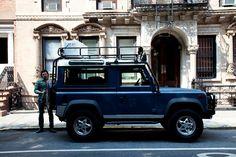 Land Rover Defender - my dream ride. Defender 90, Land Rover Defender, My Dream Car, Dream Cars, Ducati, Automobile, Porsche, Adventure Car, Modern Hepburn