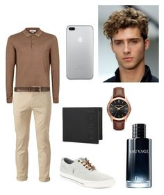 """""""Brent Arianas brother"""" by biermann ❤ liked on Polyvore featuring Topman, Chor, Polo Ralph Lauren, Christian Dior, Michael Kors, Gucci, men's fashion and menswear"""