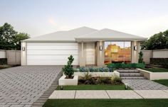 Front garden designs perth google search house pinterest house a new generation favourite the odyssey features a massive open plan living layout malvernweather Choice Image