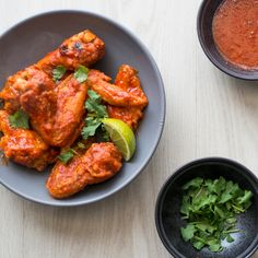 Sriracha Chicken Wings | Food & Wine Recipe