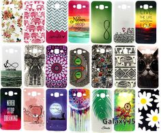 For Samsung Galaxy J5 J500 SM-J500F Covers Flowers Elephant Owl Soft TUP Mobile Phone Cases Protective Back Cover High Quality-2,4,10,13,15,17,18