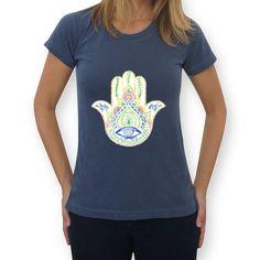 Camiseta Proteção florida do Studio Dutearts por R$ 65,00