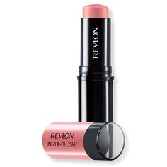 The Best Drugstore Blush for Your Skin Tone - More Revlon, Best Drugstore Blush, Cream Blush Stick, Mask Makeup, Glowy Makeup, Elf Makeup, Beauty Makeup, Corrector Concealer, Sheer Shades