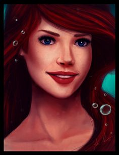 Real Princess - Ariel by uppuN