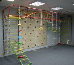 Детские спортивные комплексы - Макси