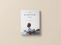 The Kinfolk Table Cookbook :: got this! looks fantastic on my coffee table & is a nice read with great photography. Top Coffee Table Books, Revista Kinfolk, The Kinfolk Table, Kinfolk Magazine, Book And Magazine, Print Layout, Grafik Design, Cover Pages, Book Covers