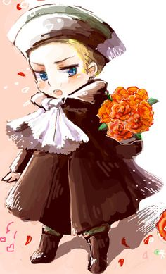 Hetalia - The Holy Roman Empire