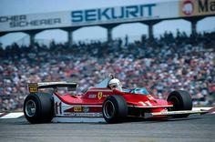 1979 Germany Scheckter Ferrari 312T4