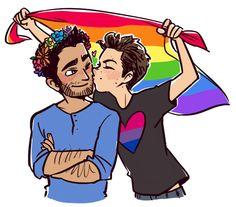 Love is Love << Bi!Stiles tho