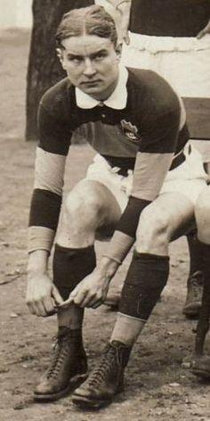 Marcel LEGRAIN (1890-1915) (Football) (Mort pour la France)