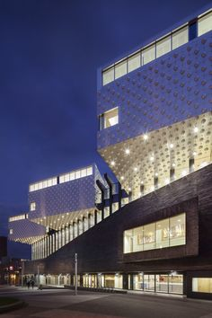 Eemhuis by Neutelings Riedijk Architects